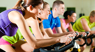 Spin Classes in North  Syracuse
